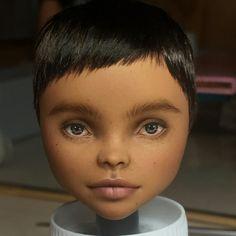 NEBULA SALTUM: авторские куклы