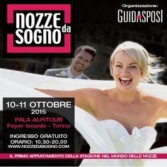 Richiedi gratis il tuo invito qui  http://bit.ly/NozzedaSogno-FB