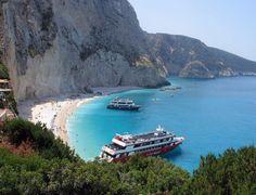 Corfu Beaches Photos www.captaintheocorfu.net Cruises Services