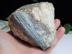 Blue Tourmaline Crystal Sprays Terminated in Matrix, Newry Maine USA (Nevel Era)  | eBay