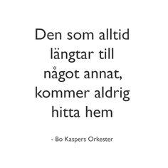 Sommaren - Bo Kaspers Orkester