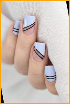 Black Gel Nails, Cute Acrylic Nails, Pastel Nails, Halloween Nail Designs, Halloween Nails, Easy Halloween, Simple Nail Designs, Nail Art Designs, Diy Nails