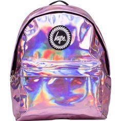 HYPE Bags and Backpacks Holographic Backpack Cute Mini Backpacks, Stylish Backpacks, Best Luggage, Luggage Bags, Kids Luggage, Travel Luggage, Fashion Bags, Fashion Backpack, Hype Bags