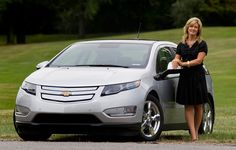 Pam Fletcher, Pamela Fletcher, GM, General Motors, Executive Chief Engineer of Electrification, chevrolet, chevy, chevy volt, chevrolet volt, electric car, green transportation, sustainable transportation, electric vehicle
