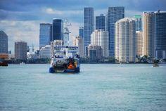 Miami Miami City, New York Skyline, Florida, World, Places, Travel, Viajes, The Florida, Destinations