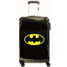 Vintage Superman Luggage at Kids Do Travel http://kidsdotravel.co ...
