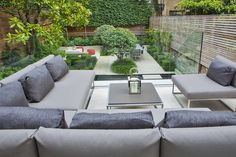 Notting Hill Garden | Charlotte Rowe Blog