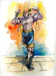 Adon, Street Fighter