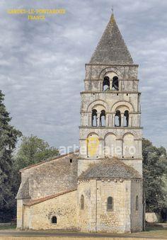 Gardes-Le-Pontaroux, Poitou-Charentes, France