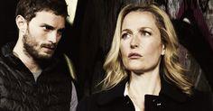 CHRISTIAN AND SHADES: Looks de Jamie Dornan:  TRÁILER  The Fall Series 2...