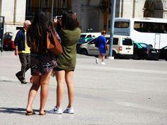 The Girl with the Tiara Ring #lisboa #fashion #street #style #girls