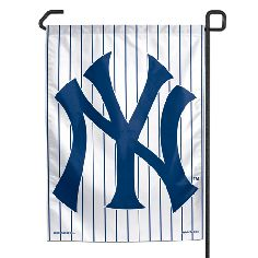 $14.99 Free Shipping  Yankees Garden Flag  MLB professional sports merchandise