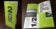 Free Mock-up – Ulotka / Leaflet – 2 x 99×210 (82Mb) | graficzny.com.pl