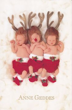This is totally disgusting tasteless. Did anybody ask these poor fellas if they wanted to participate in this setting? Even newborns have integrity. Photo by Anne Geddes. #Geddes