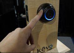 Kevo electronic #bluetooth door lock