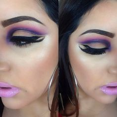 To do my makeup like this! <3 :)