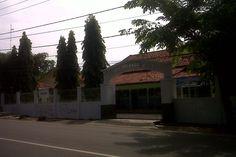 SDN Pelandakan I-II Jalan Pelandakan ( Kalitanjung ), Kota Cirebon, Jawa Barat, Indonesia. photo cp 20 Juli 2014