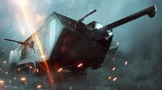 Chamond Assault Tank in action in Battlefield They Shall Not Pass expansion. Battlefield They Shall Not Pass - Expansion Ru. Battlefield 1 Game, Battlefield Series, Electronic Arts, Game Informer, Capture The Flag, Star Wars Games, Cool Tanks, Wallpaper Free Download, Mass Effect