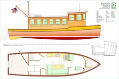 Dutch Barge long distance cruisers - Page 25 - Boat Design ...