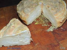 Moje Małe Czarowanie: Domowy ser pleśniowy typu gorgonzola