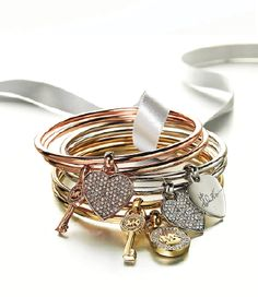 Michael Kors: These bangles would look amazing on her - dont you think?