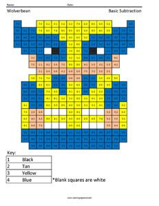 have some fun with coloring squared super beans these are the comic book bean coloring pages practicing basic multiplication and division facts - Mega Man Printable Coloring Pages