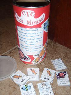 Multiplication and CVC Space Mission Game - Teaching Heart Blog Teaching Heart Blog
