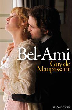 """""""Bel-Ami"""" é um romance do escritor francês Guy de Maupassant, publicado em 1885. Georges Duroy, conhecido como Bel-Ami, é rapaz pobre, de origem camponesa, que procura fortuna e a afirmação social em Paris. Ele sempre consegue das mulheres o que ele deseja: de algumas, o prazer efêmero; de outras, pelo casamento, a projeção financeira e profissional.No retrato de Georges Duroy, Guy de Maupassant traça um perfil sutil e mordaz da sociedade parisiense no final do século XIX."""