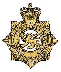 Regiment Badges of the Australian Army Military Insignia, Military Police, Army Hat, Brand Identity Design, British Army, Tasmania, Armed Forces, World War Ii, Badges
