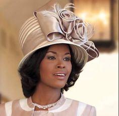 Church women & hat