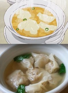 Classic Won Ton Soup Never Tasted Better