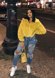 Trendy Fall Outfits for Teens Baddie Outfits Casual, Cute Swag Outfits, Chill Outfits, Dope Outfits, Teen Fashion Outfits, Hipster Fashion, Look Fashion, Outfits For Teens, Trendy Outfits