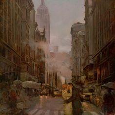 """Joseph Lorusso-""""Lovers in a Dangerous Time"""""""