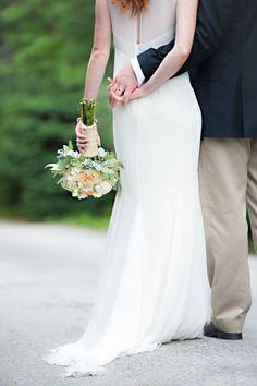 Elegant seaside wedding in Nova Scotia: http://www.stylemepretty.com/canada-weddings/nova-scotia/2014/07/02/elegant-seaside-wedding-in-nova-scotia/ | Photography: http://candaceberry.com/