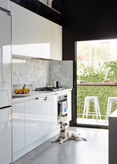Kitchen Photo - Sean Fennessy, production – Lucy Feagins / The Design Files.