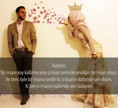 Dua-Aşk Islam, Cute Muslim Couples, Meaningful Words, Beautiful Words, Karma, Love Quotes, Writing, Prophet Muhammad, Erdem