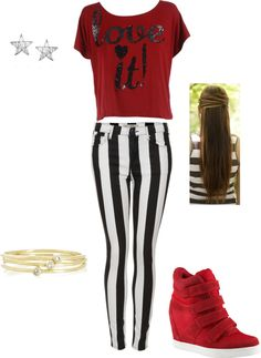 """""""do u love it ?"""" by hannah-burling ❤ liked on Polyvore"""