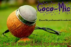 Picture of Coco-Mic --- The DIY Studio Quailty USB Mic (MEMS technology)