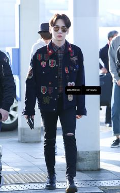 [160405] Key at Incheon International Airport to Japan