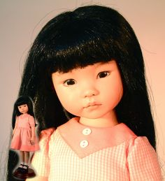 Our Little Darling by Sandy Daniels (Dianna Effner dolls)