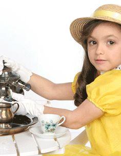 Kids Tea Party Planning Ideas