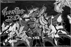 Bronx's Graffiti