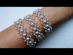 Elegant Jewelry Making Tutorial. Beginners Project - YouTube