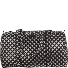 Vera Bradley Small Duffel - eBags.com Travel Cosmetic Bags ce4c9e30fd59a