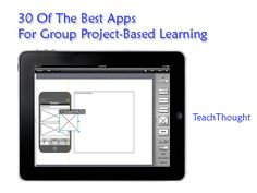 30 Of The Best Apps  For Group Project-Based Learning