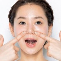 ほうれい線防止は○○のトレーニングが重要だった! Make Beauty, Beauty Care, Healthy Beauty, Health And Beauty, Beauty Tutorials, Beauty Hacks, Face Lift Exercises, Face Massage, Body Makeup