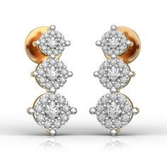 Best Online Diamond Jewellery store in India. Buy Earrings, Diamond Earrings, Diamonds And Gold, Random, Stuff To Buy, Shopping, Jewelry, Jewellery Making, Jewels