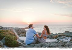 Beach Sunset Shoot | Photography by Matthew Carr
