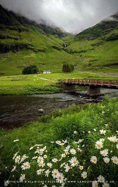 Loch Achtrioch, Glen Coe, Scotland