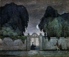 Konstantin Somov - Date night
